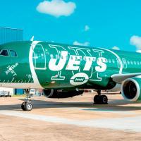 Jets Runway